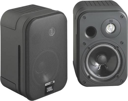 Stúdió monitor hangfal, fekete, JBL Control One