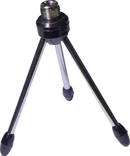 """Asztali mikrofonállvány 3/8"""" (9,5 mm) menettel"""