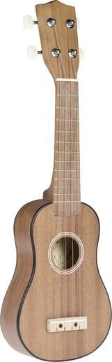 MSA szoprán ukulele, natúr színű