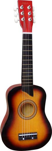 Gyerek gitár, dekor játék gitár MSA Musikinstrumente TL4