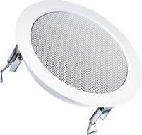 Mennyezeti hangszóró 70 W 8 Ω, fehér, Visaton DL 18/2 T Visaton