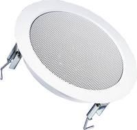 Visaton mennyezeti hangszóró, fehér, DL 18/2 100V Visaton