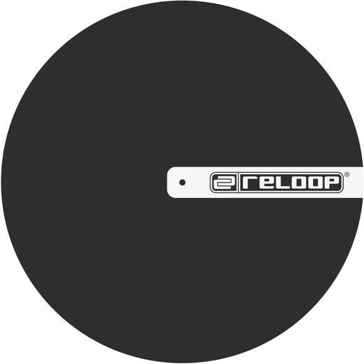 Lemezjátszó filckorong, antisztatikus slipmat, fekete színű Reloop 217575