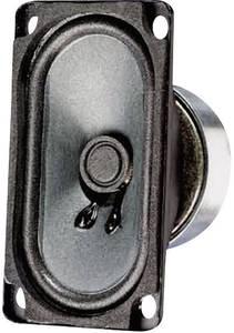 Visaton SC 5.9 ND 3 coll 7.62 cm Szélessávú hangszóró 3 W 4 Ω Visaton