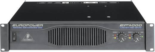 PA erősítő 2 x 2400 W, Behringer EP4000 Europower