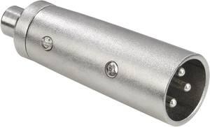 XLR dugó/RCA alj adapter, Paccs Paccs