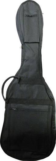 E-gitár táska 4/4-es méret MSA Musikinstrumente Fekete