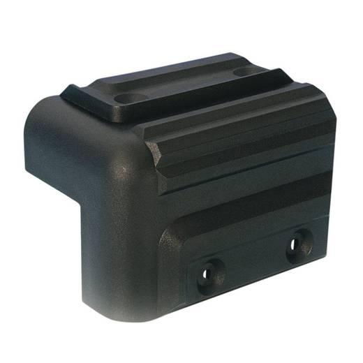 Műanyag sarokvédő, nagy, 83x52 mm, 4db