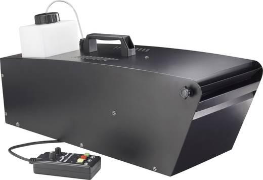 DMX ködgép, Mc Crypt X-1200 McCrypt X-1200 3.5 perc, 425 m³/min, 2,5 m, 1 perc, Fekete, 1,4 l, 230 V/50 Hz