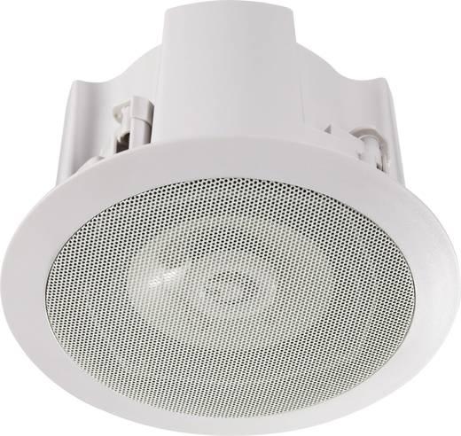 Speaka 130 mm Mennyezetbe építhető hangszóró fehér színben