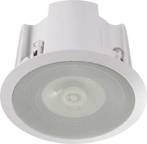 Speaka 165 mm Mennyezetbe építhető hangszóró fehér színben SpeaKa Professional