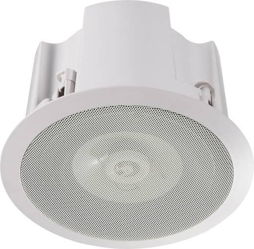 Speaka 165 mm Mennyezetbe építhető hangszóró fehér színben