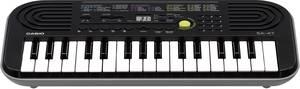 Casio SA-47 schwarz Keyboard Fekete Casio