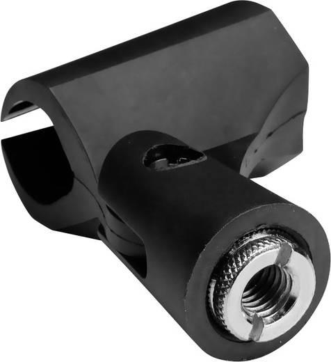 Mikrofon kengyel, mikrofon tartó Ø 25 mm-ig, Paccs