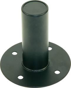 PA hangszóró beépíthető talp állványhoz, acél, Paccs Paccs