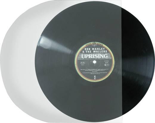 Hanglemez tartó tasak, Vinyl hanglemez védő nylon fólia 100db-os készlet