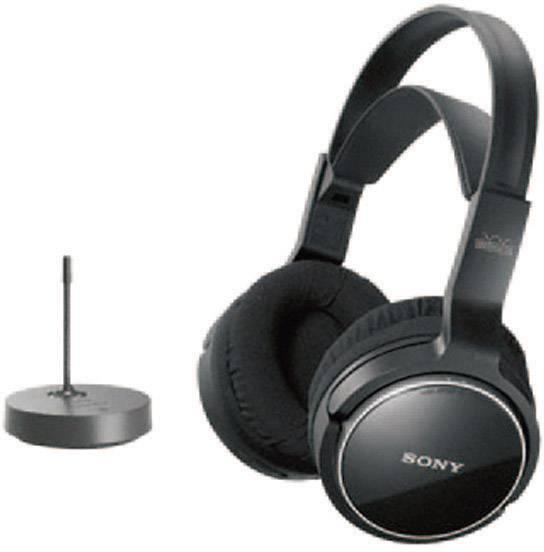 Vezeték nélküli fejhallgató Sony MDR RF811RK
