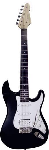 E-gitár ST 6 fekete