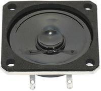 Visaton K 50 SQ 2 coll 5 cm Miniatűr hangszóró 2 W 8 Ω Visaton