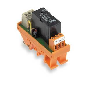 relé panel 10 db Weidmüller RS 31 24VDC LD LP 1U 1 váltó 24 V/DC Weidmüller