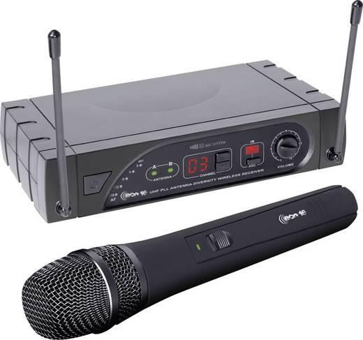 Rádiójel vezérlésű mikrofon készlet, LD-Systems ECO16HHD