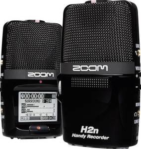 Felvevő, Zoom H2n Zoom