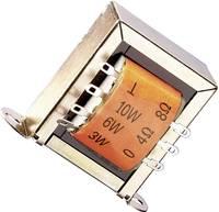 Visaton TR 84 ELA transzformátor 10 W, 6 W, 3 W Visaton
