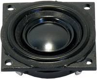 Visaton K 23 SQ 0.9 coll 2.3 cm Miniatűr hangszóró 8 Ω Visaton