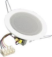Visaton DL 10 100 V Beépíthető hangszóró 6 W 100 V Fehér 1 db Visaton