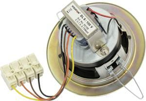 ELA beépíthető hangszóró Visaton DL 8 100 V 3 W 100 V Fehér 1 db Visaton