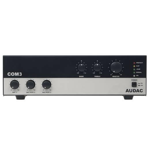 Elektro akusztikus erősítő 30W Audac COM 3 ELA