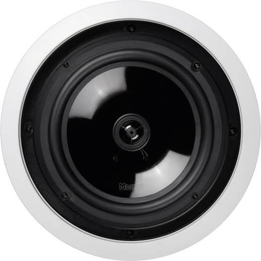 Mennyezetbe építhető kerek 2-utas hangsugárzó, 80/140 W, fehér, Magnat ICP 82