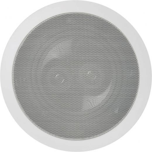 Mennyezetbe építhető kerek 2-utas hangsugárzó, 70/120 W, fehér, Magnat ICP 262