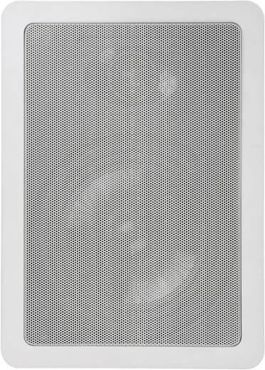 Mennyezetbe építhető 2-utas hangsugárzó, 70/120 W, 305 x 218 mm, fehér, Magnat IWP 62