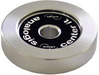 """Kislemez központosító gyűrű, adapter bakelit lemezekhez, fém Analogis """"Center it"""" 8105 (8105) Analogis"""