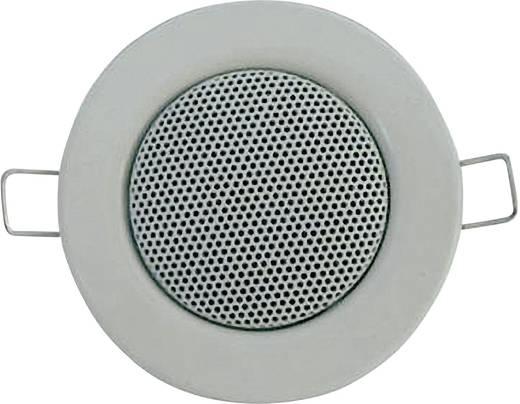 Mennyezetbe építhető hangszóró fehér színben 60 mm