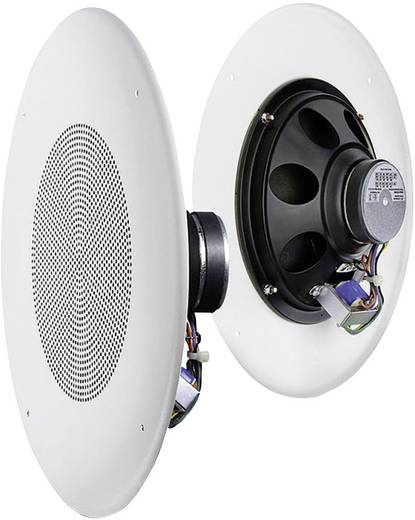 Beépítethető mennyezeti hangszóró, fehér, JBL CSS8008