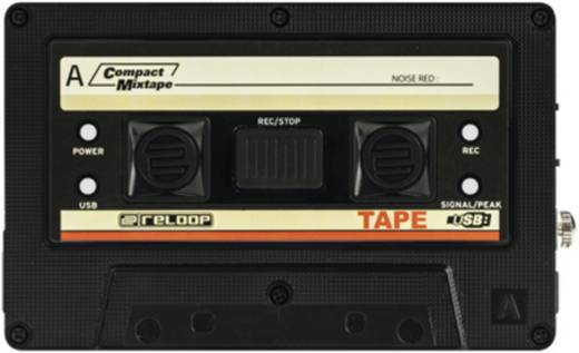 USB-s Hangrögzítő, audio felvevő, digitalizáló Reloop 225837