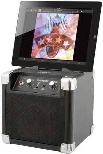 Hordozható hangfal, mobil aktív PA hangszóró ION Roadrocker