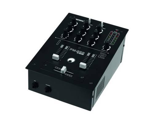 Keverőpult, DJ mixpult OMNITRONIC PM-222