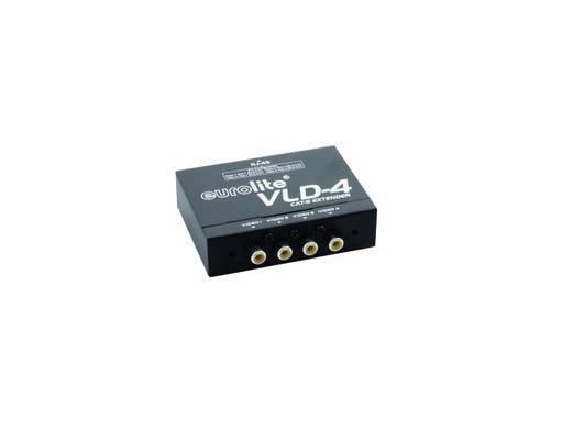 Eurolite VLD-4 CAT-5-átalakító