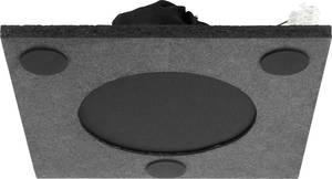 Monacor EDL-310L ELA beépíthető hangszóró 10 W 100 V Fekete 1 db Monacor