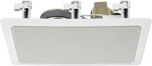 ELA beépíthető hangszóró Monacor ESP-17/WS 15 W 100 V Fehér 1 db Monacor