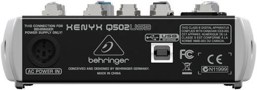 Keverőpult, Behringer Q502USB