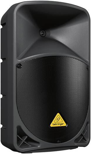 Aktív PA hangfal, RMS/Max 500/1000 W, 30 cm (12), Behringer B112 MP3