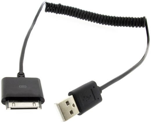 USB-s autós töltőadapter régebbi iPhone, iPad készülékekhez