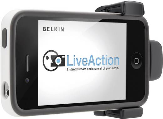 Kamera Grip, Belkibn LiveAction