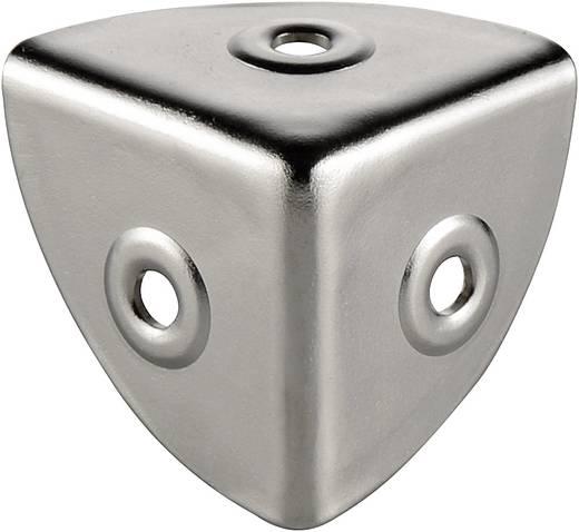 Hangfal sarok, fém sarokvédő 4008