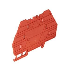 Weidmüller TW TXS/TXZ R3.2 Köztes lemez Piros 10 db Weidmüller