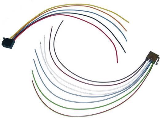 ISO univerzális adapter 2x dugó